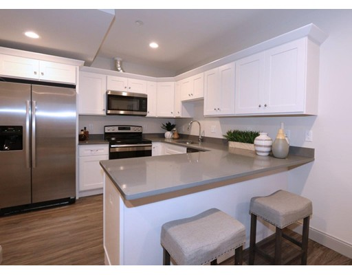 THREAD Hyde Park, a NEW 32 unit luxury apartment building NOW leasing. Situated on the Neponset River within walking distance to 475 acres of Stony Brook Reservation, minutes to the Blue Hills, commuter access to downtown Boston, & major routes nearby. Custom craftsmanship & exquisite details will exceed the most discerning tenant's expectations. Offering a distinctive collection of one & two bedroom apartments of approx. 800' to 1080' sq. ft. of living area with amazing open concept floor plans. Units include custom kitchen cabinetry w/quartz counters, stainless steel appliances, designer baths, tall ceilings with great light, efficient heating/cooling, in-unit washer/dryer and private storage units.There is direct elevator access to all units from the garage parking offering one car indoor space, in addition to one outdoor space. Cleary Square, the small neighborhood center, offers restaurants & shops. Short ride to Legacy Place!