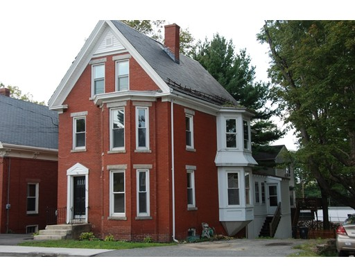 Picture 1 of 177 South Pleasant  Haverhill Ma  5 Bedroom Multi-family#