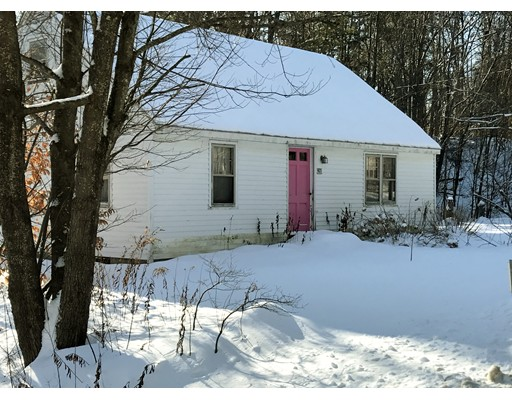 Single Family Home for Sale at 421 Nh Route 119 W 421 Nh Route 119 W Fitzwilliam, New Hampshire 03447 United States