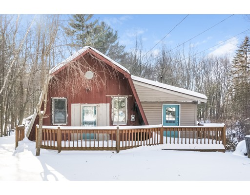Single Family Home for Sale at 15 Walker Road 15 Walker Road Wales, Massachusetts 01081 United States