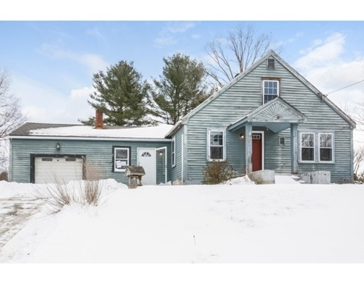 Частный односемейный дом для того Продажа на 20 Bliss Road 20 Bliss Road Bellingham, Массачусетс 02019 Соединенные Штаты