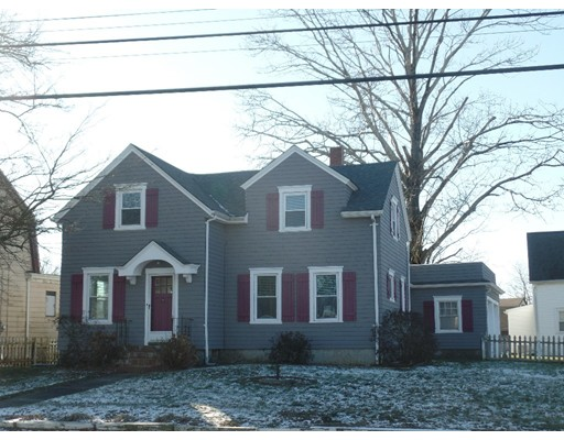 Single Family Home for Sale at 17 S Main Street 17 S Main Street Acushnet, Massachusetts 02743 United States