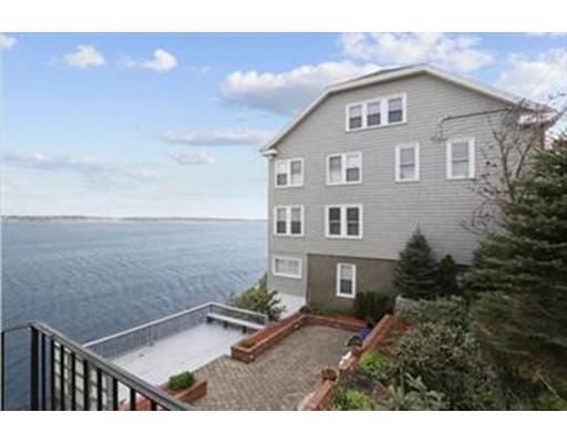 Apartamento por un Alquiler en 234 Wilson #1 234 Wilson #1 Nahant, Massachusetts 01908 Estados Unidos