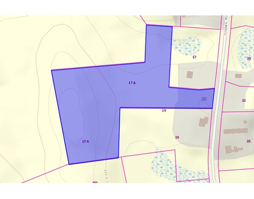 Land for Sale at 17 Crooks Road North Brookfield, 01535 United States