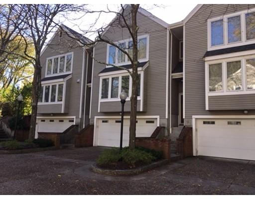 Maison accolée pour l à louer à 51 JACKSON STREET #51D 51 JACKSON STREET #51D Newton, Massachusetts 02459 États-Unis