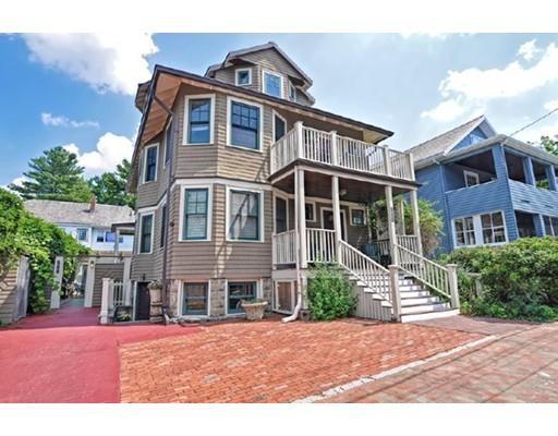 独户住宅 为 出租 在 136 Appleton Street 坎布里奇, 02138 美国