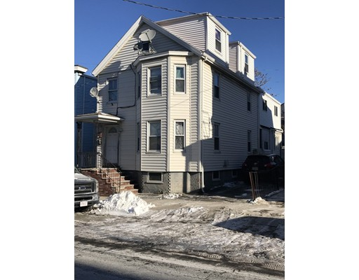 Multi-Family Home for Sale at 17 6Th Street Chelsea, Massachusetts 02150 United States