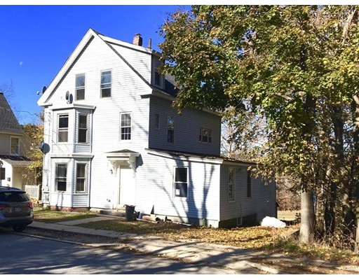Apartamento por un Alquiler en 75 Union St #1 75 Union St #1 Gardner, Massachusetts 01440 Estados Unidos
