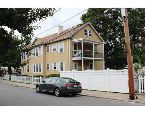Single Family Home for Rent at 5314 Washington Street Boston, Massachusetts 02132 United States