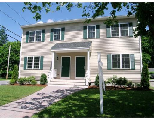 Single Family Home for Rent at 783 Main Street 783 Main Street Lancaster, Massachusetts 01523 United States