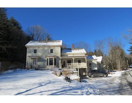Casa Unifamiliar por un Venta en 1 Nye Brook Road 1 Nye Brook Road Blandford, Massachusetts 01008 Estados Unidos