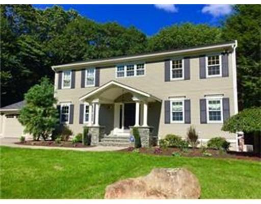 Maison unifamiliale pour l Vente à 160 Adirondack Drive 160 Adirondack Drive East Greenwich, Rhode Island 02818 États-Unis
