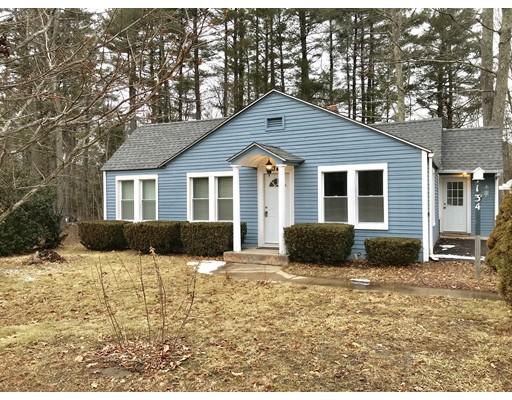 Single Family Home for Rent at 134 STURBRIDGE ROAD 134 STURBRIDGE ROAD Charlton, Massachusetts 01507 United States