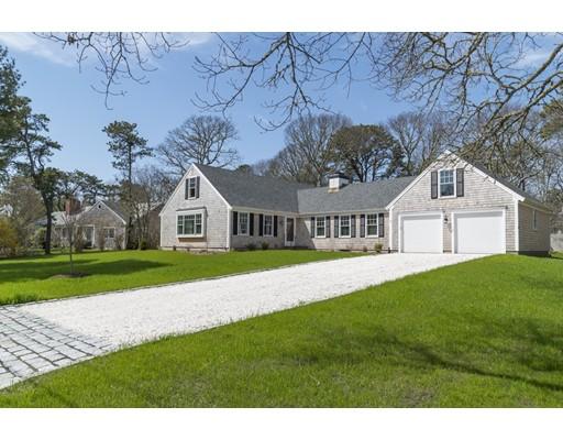 Maison unifamiliale pour l Vente à 65 Monomoyic 65 Monomoyic Chatham, Massachusetts 02633 États-Unis