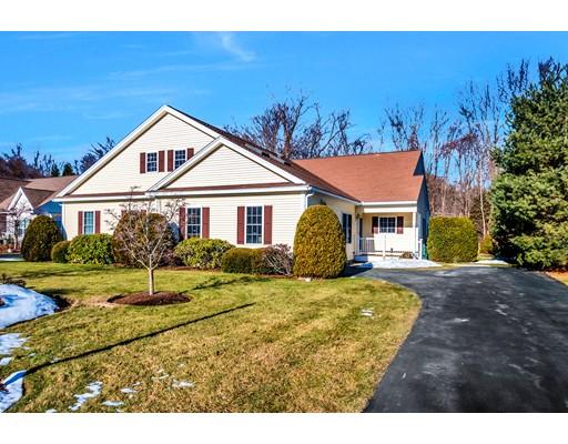 Appartement en copropriété pour l Vente à 15 Wildwood Drive 15 Wildwood Drive Southborough, Massachusetts 01772 États-Unis