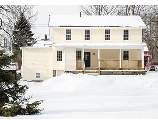 Maison unifamiliale pour l Vente à 57 Kendall Street 57 Kendall Street Barre, Massachusetts 01005 États-Unis