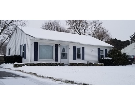 Single Family Home for Sale at 43 Alton Drive 43 Alton Drive Dudley, Massachusetts 01571 United States