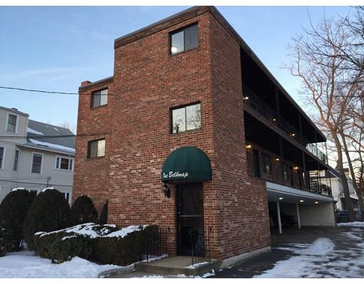 Single Family Home for Rent at 1 Belknap Street Arlington, 02474 United States