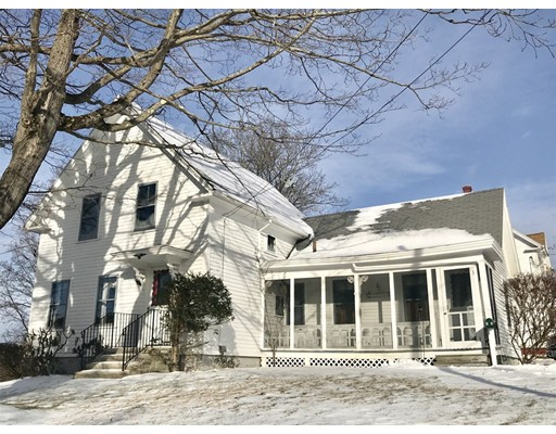 Single Family Home for Sale at 44 Mount Pleasant Street 44 Mount Pleasant Street North Brookfield, Massachusetts 01535 United States