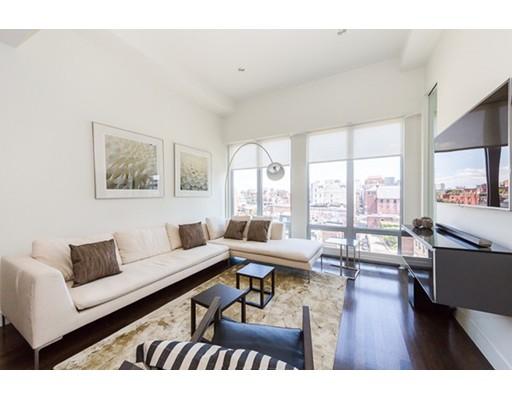 Частный односемейный дом для того Аренда на 360 Newbury Street 360 Newbury Street Boston, Массачусетс 02115 Соединенные Штаты