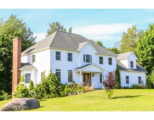 Single Family Home for Sale at 8 Wandering Meadows 8 Wandering Meadows Wilbraham, Massachusetts 01095 United States