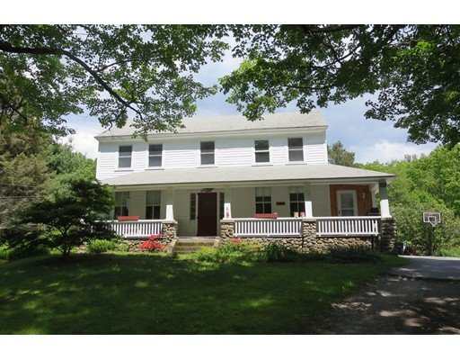 Casa Unifamiliar por un Venta en 744 Reservoir Street 744 Reservoir Street Holden, Massachusetts 01520 Estados Unidos