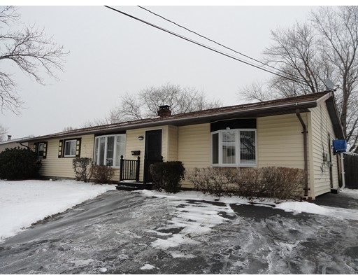 Single Family Home for Sale at 12 Roger Road 12 Roger Road Holbrook, Massachusetts 02343 United States