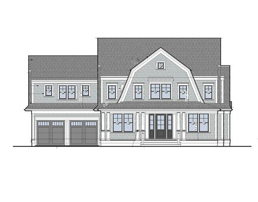 Single Family Home for Sale at 115 Nardone Road 115 Nardone Road Needham, Massachusetts 02492 United States