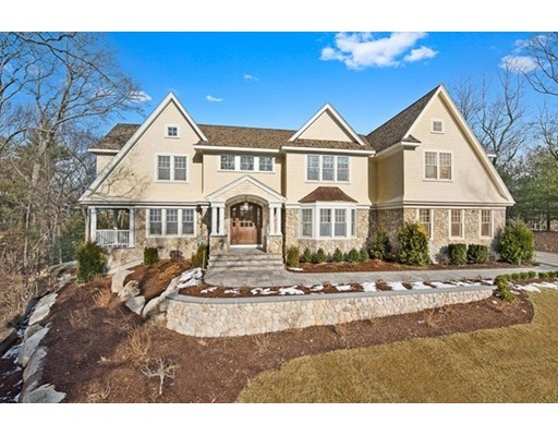 Single Family Home for Sale at 25 Holly Circle 25 Holly Circle Weston, Massachusetts 02493 United States