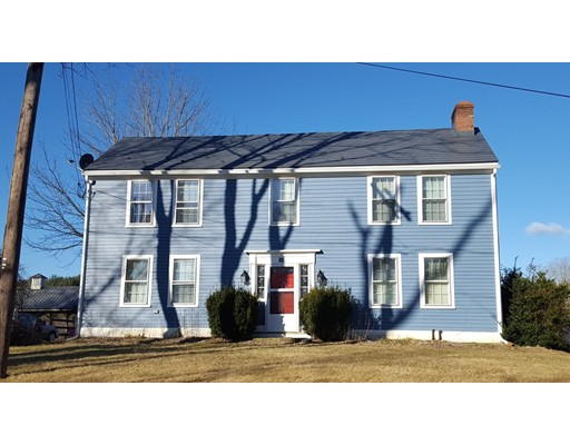Single Family Home for Sale at 16 Skivira Lane 16 Skivira Lane New Braintree, Massachusetts 01531 United States