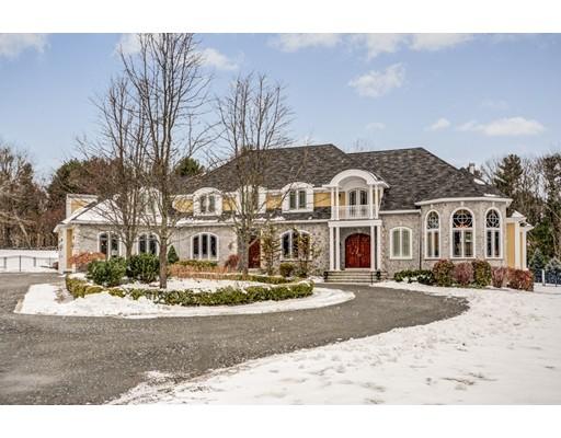 واحد منزل الأسرة للـ Sale في 39 Prospect Street 39 Prospect Street Topsfield, Massachusetts 01983 United States