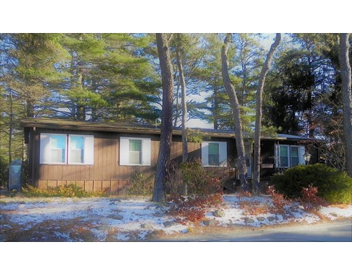 Single Family Home for Sale at 50 Kennedy Drive 50 Kennedy Drive Carver, Massachusetts 02330 United States