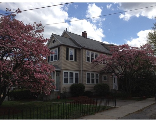 Single Family Home for Rent at 141 Templeton Parkway Watertown, Massachusetts 02472 United States