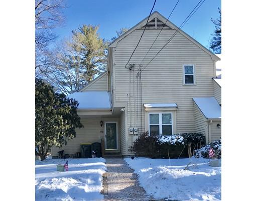 تاون هاوس للـ Rent في 110 Paine St. #110 110 Paine St. #110 Bellingham, Massachusetts 02019 United States