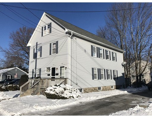 Single Family Home for Rent at 588 Streetevens Street Lowell, 01851 United States