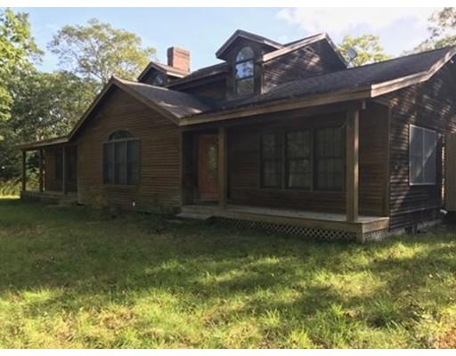 Casa Unifamiliar por un Venta en 30 Old County 30 Old County West Tisbury, Massachusetts 02568 Estados Unidos