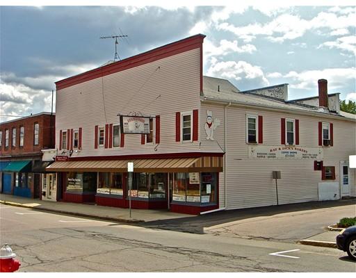 Commercial pour l Vente à 20 Exchange Street 20 Exchange Street Milford, Massachusetts 01757 États-Unis