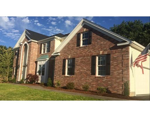 Casa Unifamiliar por un Venta en 25 Farmington Circle 25 Farmington Circle Agawam, Massachusetts 01030 Estados Unidos