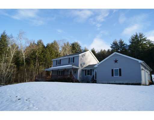 Single Family Home for Sale at 574 Main Road 574 Main Road Chesterfield, Massachusetts 01012 United States