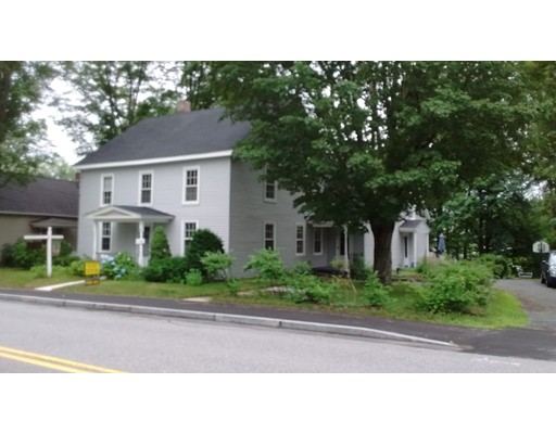 Commercial for Sale at 15 Prospect 15 Prospect West Boylston, Massachusetts 01583 United States