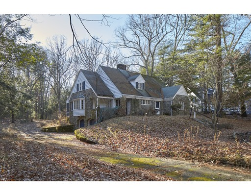 Single Family Home for Sale at 90 Sunset Road 90 Sunset Road Weston, Massachusetts 02493 United States