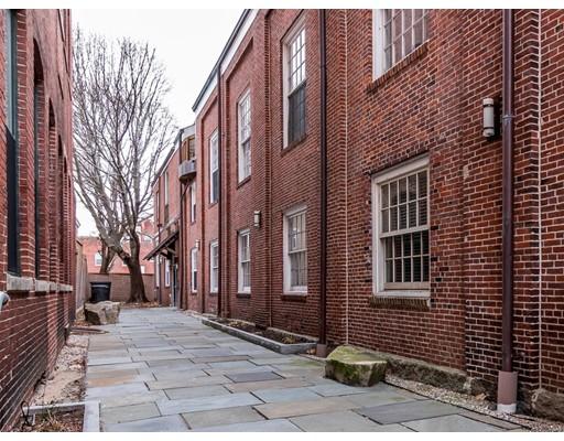 Condominium for Sale at 7 Crombie Street Salem, Massachusetts 01970 United States