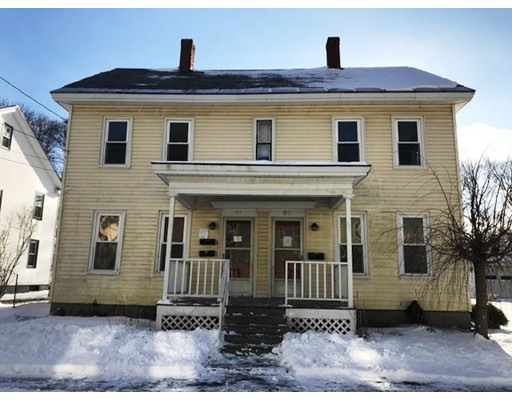 Multi-Family Home for Sale at 94 Liberty Street 94 Liberty Street North Adams, Massachusetts 01247 United States