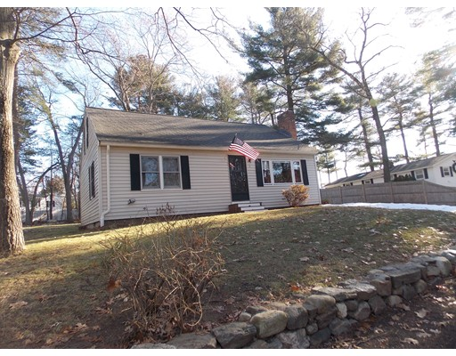 Single Family Home for Sale at 1 Old Bolton Road Hudson, 01749 United States