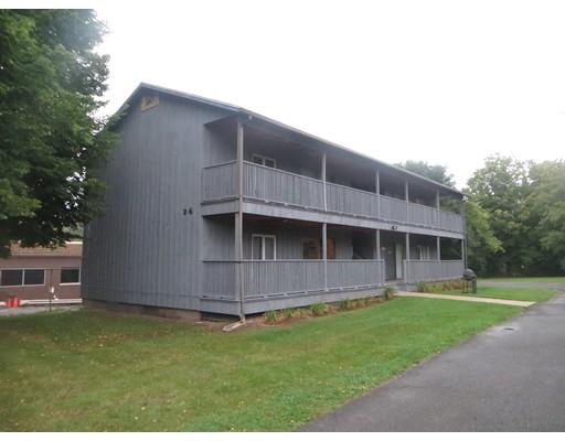 Многосемейный дом для того Продажа на 26 Linden Street 26 Linden Street Pittsfield, Массачусетс 01201 Соединенные Штаты
