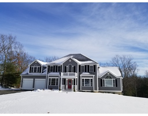 Single Family Home for Sale at 31 Mockingbird Hill Road Groton, Massachusetts 01450 United States