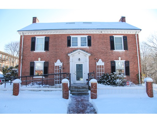 Commercial for Sale at 6 Windsor Street 6 Windsor Street Andover, Massachusetts 01810 United States