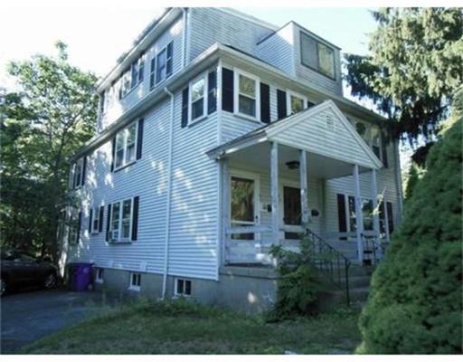 独户住宅 为 出租 在 91 Florence Street 牛顿, 马萨诸塞州 02467 美国