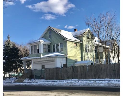 Casa Multifamiliar por un Venta en 385 Franklin Street Springfield, Massachusetts 01104 Estados Unidos