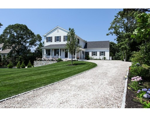 واحد منزل الأسرة للـ Sale في 88 Hoyt Road 88 Hoyt Road Harwich, Massachusetts 02646 United States